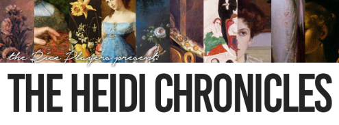 Promotional image for The Heidi Chronicles