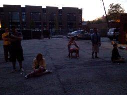 (L to R) Alicia Queen, Zach Finch, Kyle Encinas