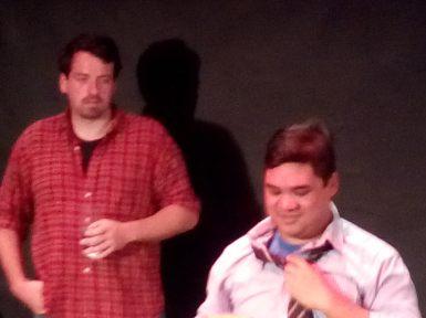 Zach Finch and Kyle Encinas