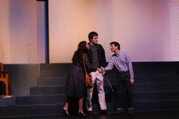 (L to R) Shivani Morrison, Roby Johnson, David Cirillo