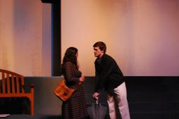 Shivani Morrison and Roby Johnson