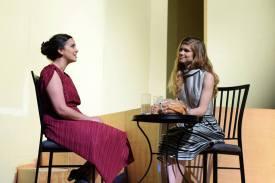 Shivani Morrison and Vicky Comesanas