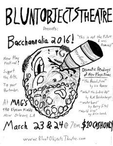 Bacchanalia 2016